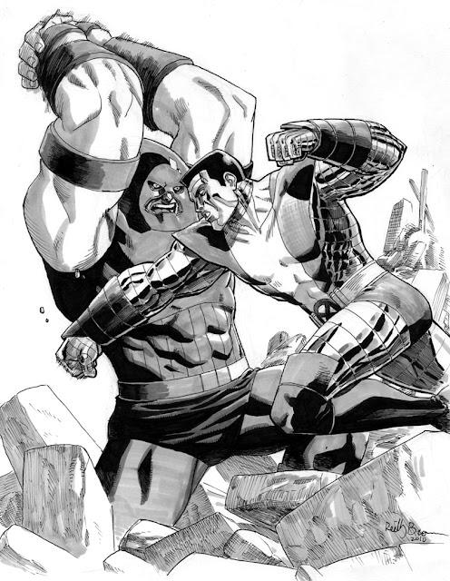 Colossus Character Review (Juggernaut Vs Colossus)