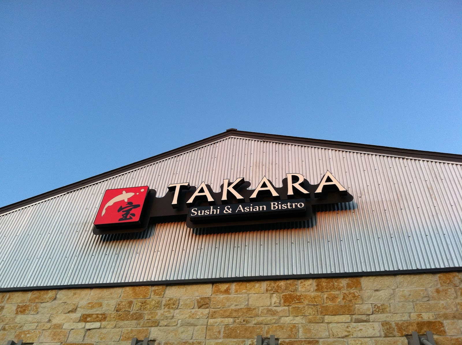 Takara Sushi & Asian Bistro   Sushi in the ATX