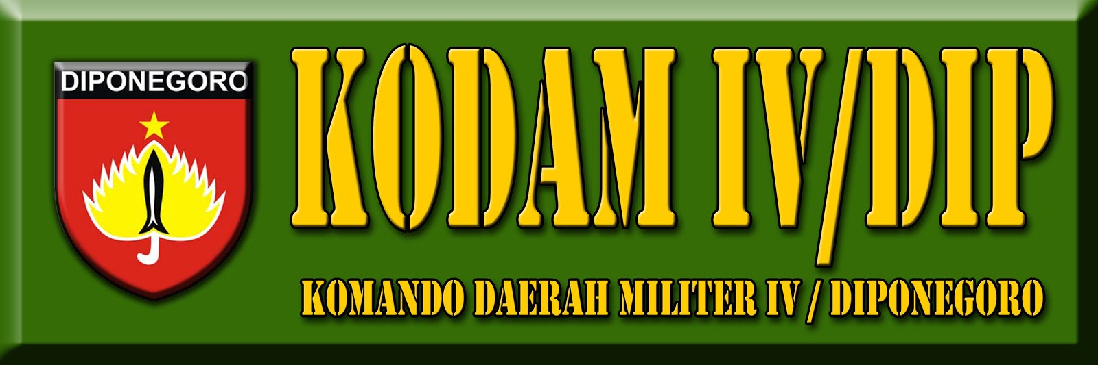 KODAM IV/DIP