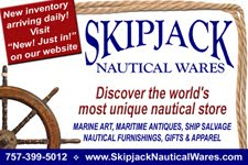 Skipjack Nautical Wares at High Street Landing