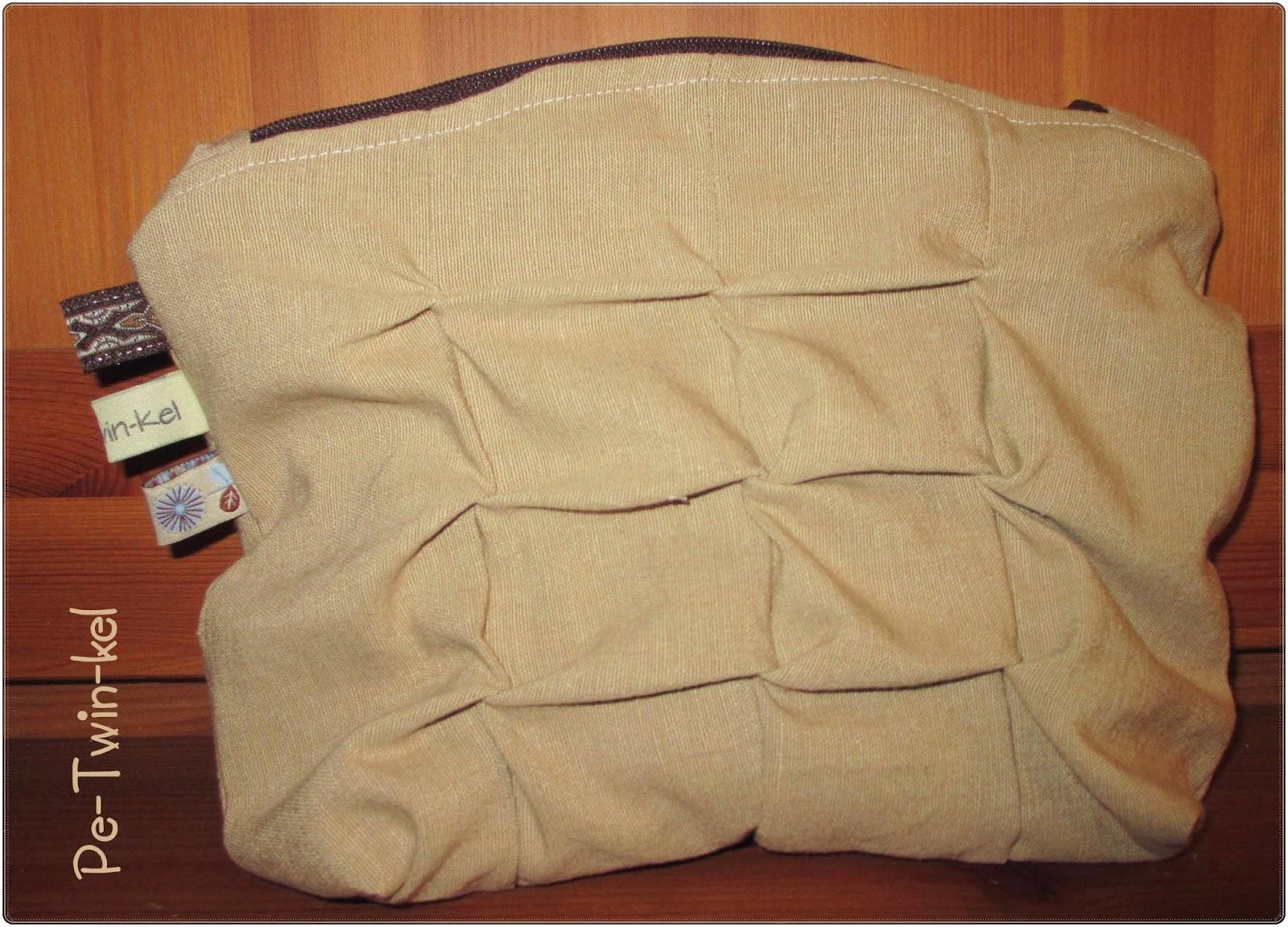 pe twin kel taschenspieler ii sew along mit der kosmetiktasche. Black Bedroom Furniture Sets. Home Design Ideas