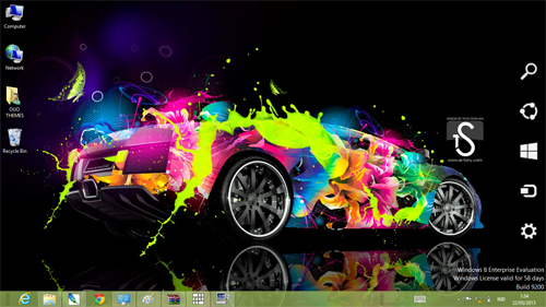Fantasy Super Car Theme For Windows 7 And 8 Part 3