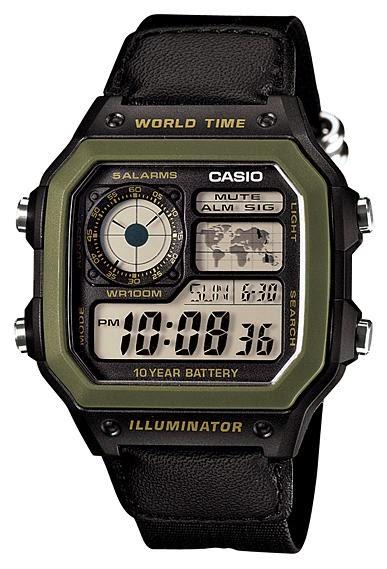 jam tangan casio ae-1200whb-1bv