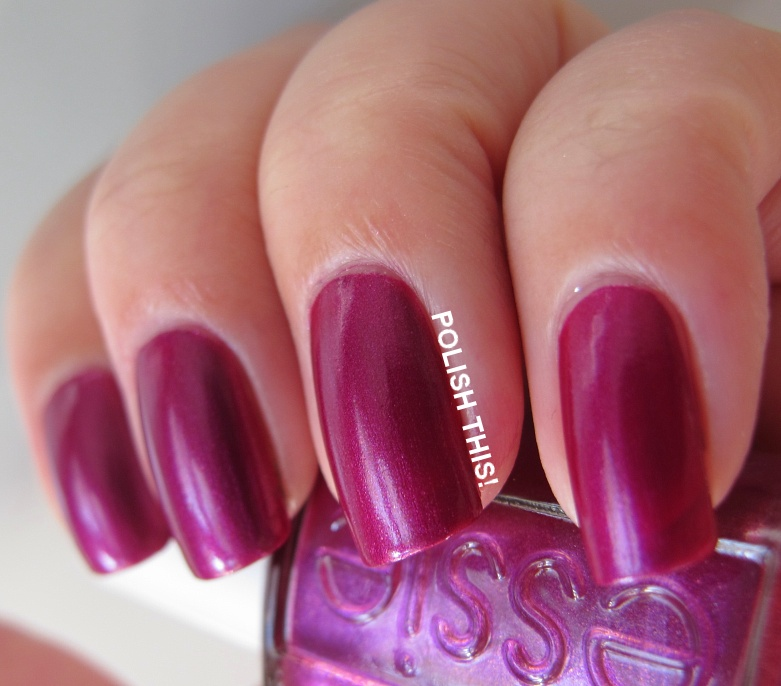 Essie Fall 2013 Collection: Swatches and Review - Polish This!