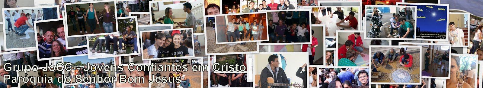 Grupo JOCC - Jovens Confiantes em Cristo