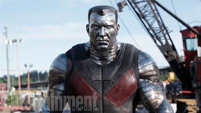 Deadpool Colossus Image