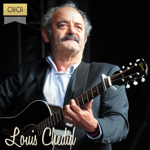1 de enero | Louis Chedid - @louischedid | Info + vídeos