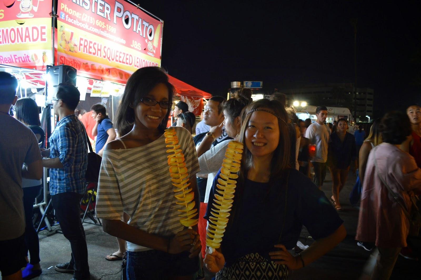 My 626 Night Market Photo Diary Santa Anita Park