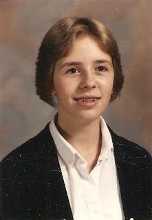 Jorje's 8th Grade School Picture, Monte Cassino Catholic Benedictine School