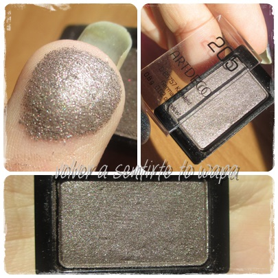 ArtDeco - Sombras 19, 205 y 551 {review & swatches}