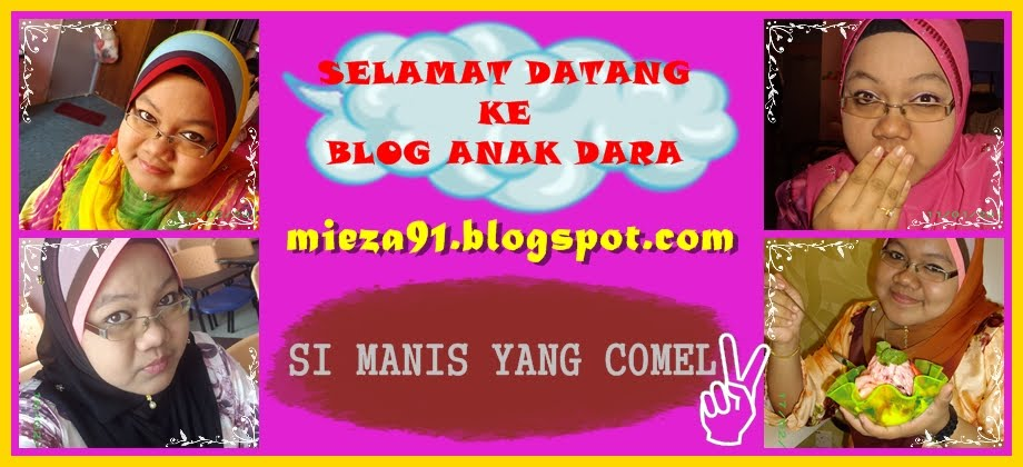 Blog Anak Dara