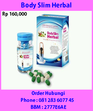 obat herbal slim