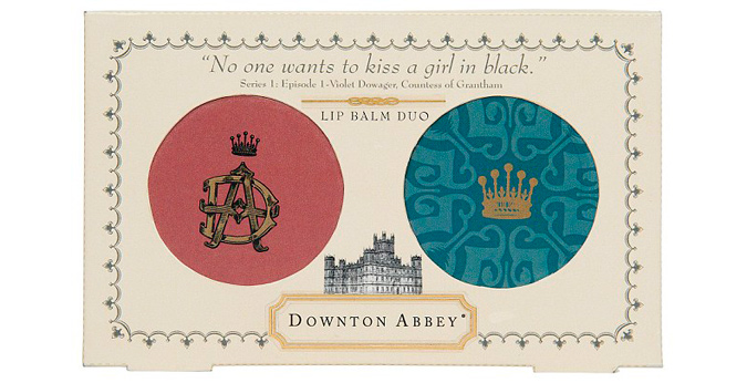 Downton Abbey belleza