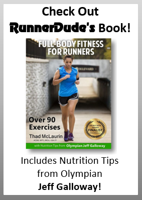 New Book for Runners!