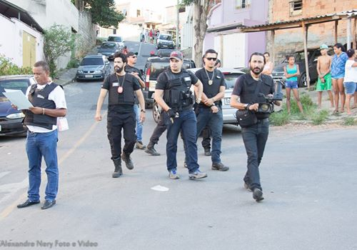 Operação Natal Seguro 3 resulta em 12 prisões em Santa Luzia e BH