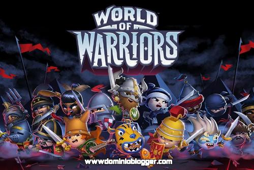 Participa en el combate epico en el juego World of Warriors