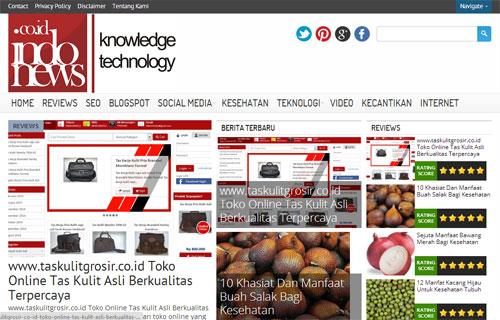 Blog AdSense Berpenghasilan Terbesar di Indonesia Top 10 Blog AdSense Berpenghasilan Terbesar di Indonesia