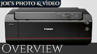 Canon imagePROGRAF PRO-1000 Photo Printer - Quick Look | Overview