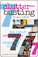 Clutter Busting Challenge