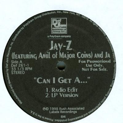 Jay-Z – Can I Get A… (Promo VLS) (1998) (FLAC + 320 kbps)