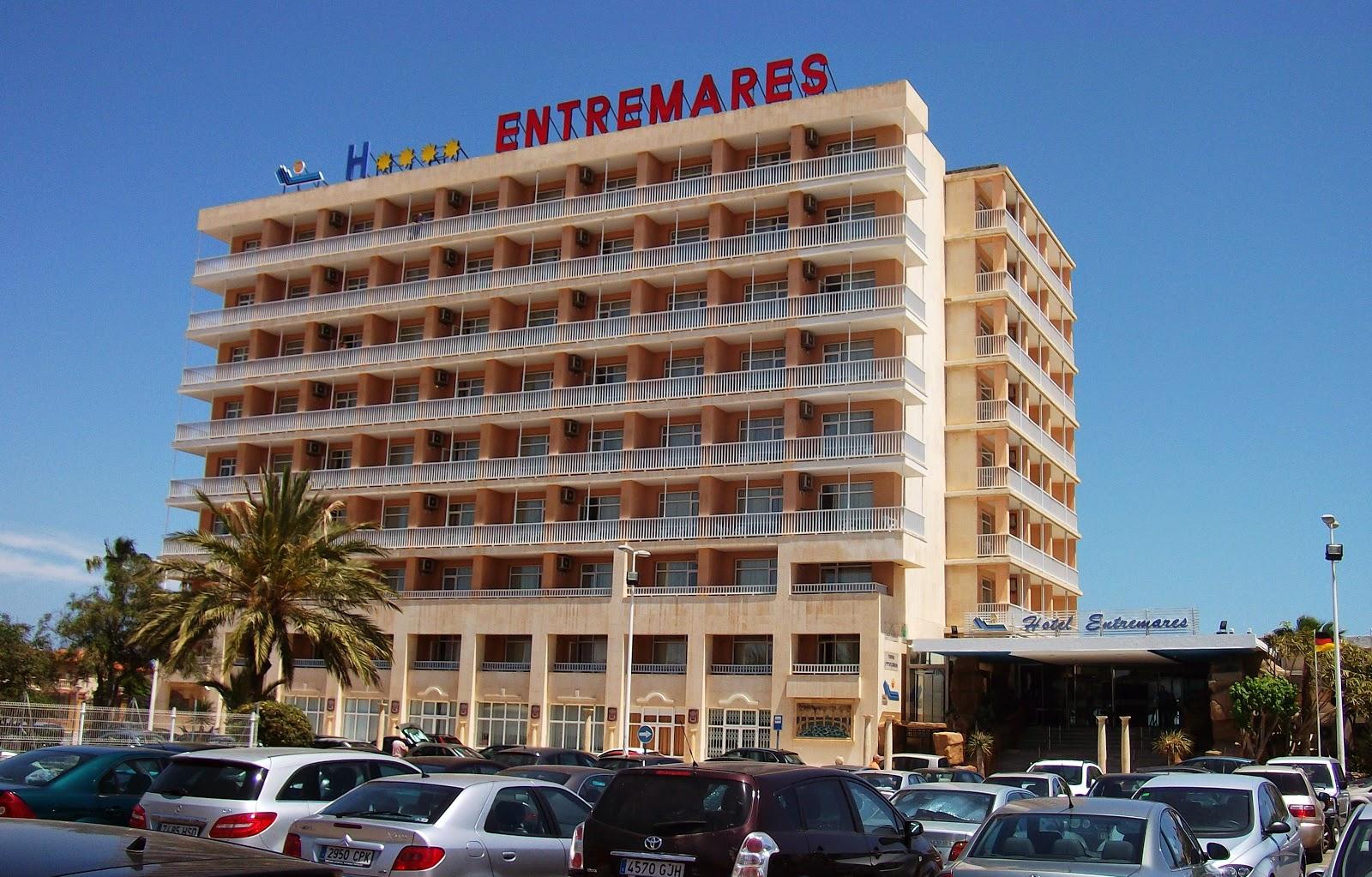 Hotel Entremares La Manga Murcia