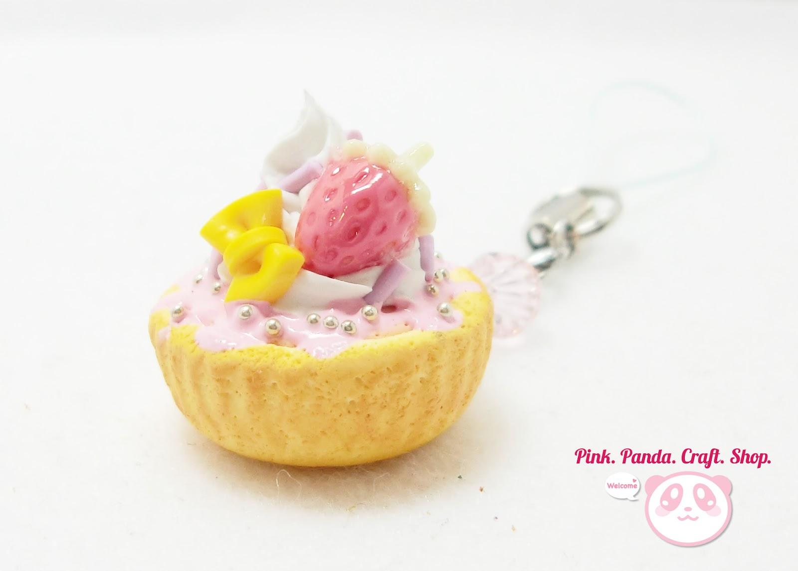 Pinkpandacraftshop New Polymer Clay Desserts For Craft Shows