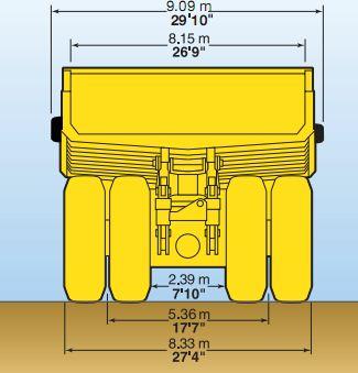 HAULPAK 930E-4