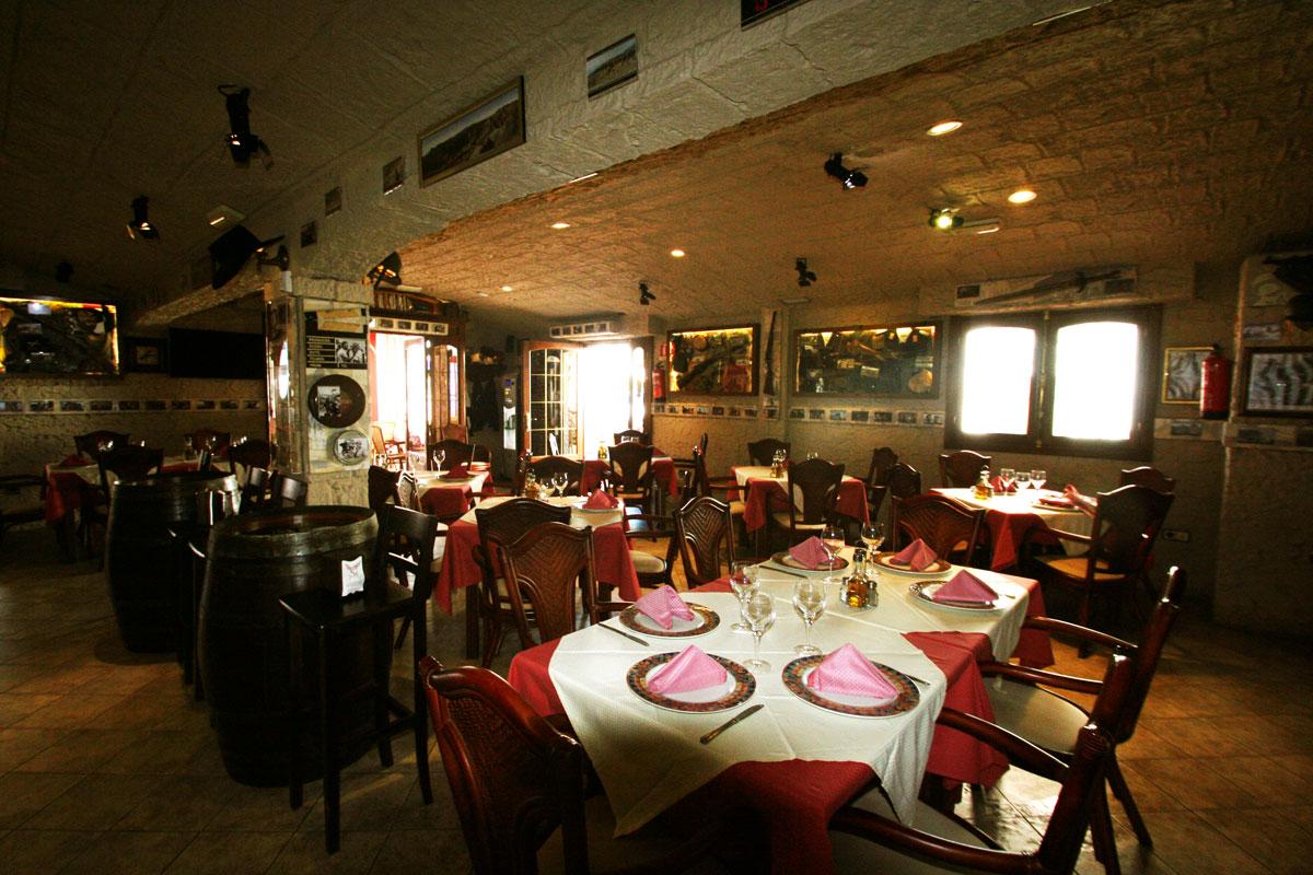 Entre fogones restaurante casa miguel playa de san jos almer a - Casas en san jose almeria ...