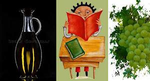 De la literatura a les cuines