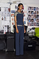 >Nyasha Matonhodze for Giles 2012 resort collection