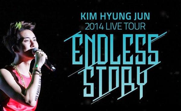 Kim Hyung Jun dará un concierto en Japón en noviembre