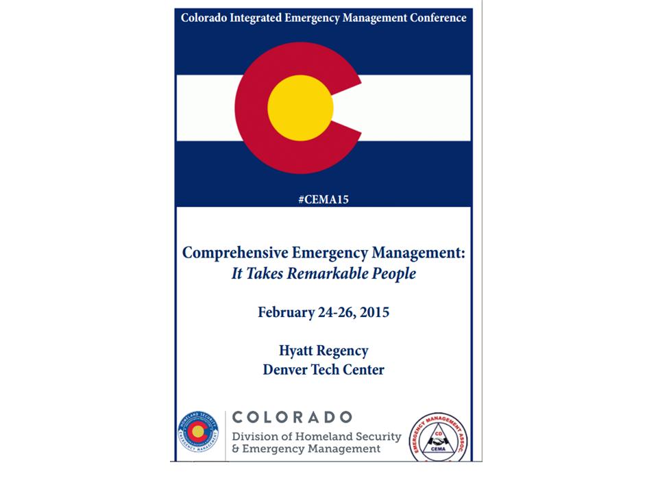 2015 conference program