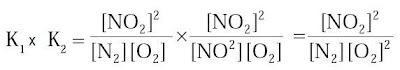 hubungan antara K1 dan K2