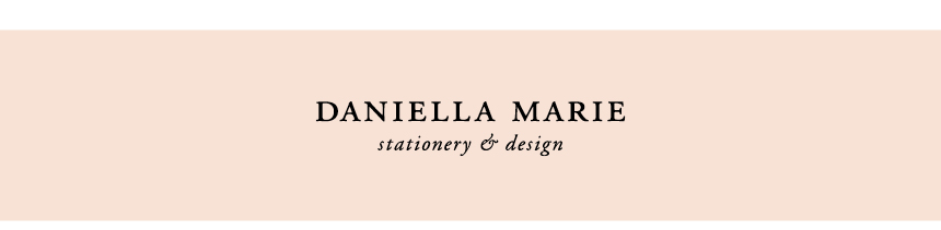 daniella marie design