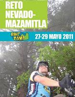 reto ciclista Nevado de Colima