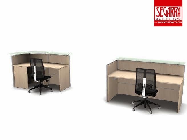 Proyectos mobiliario de oficina oficinatotal - Segarra muebles ...