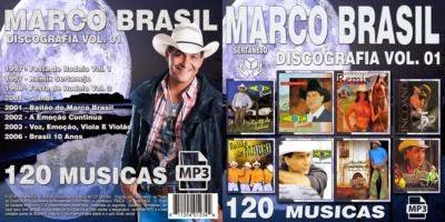 Discografia Marco Brasil Vol.1 MP3 2014
