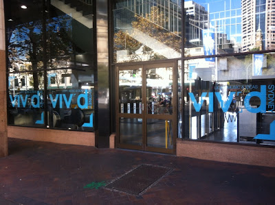 vivd sydney circular quay train station big decals display