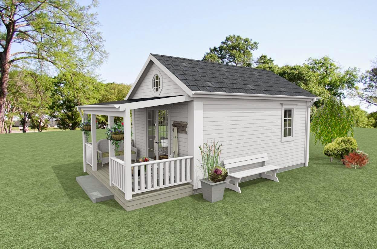 bygga hus utan bygglov