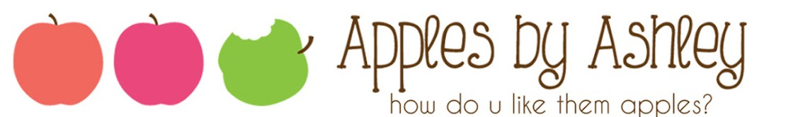 Apples by Ashley