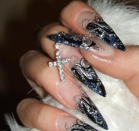Latest World Fashions Nail Art Models