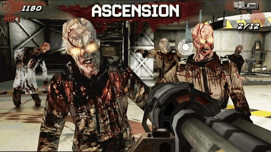 Call of Duty Black Ops Zombies v1.0.5 Apk Mod Data