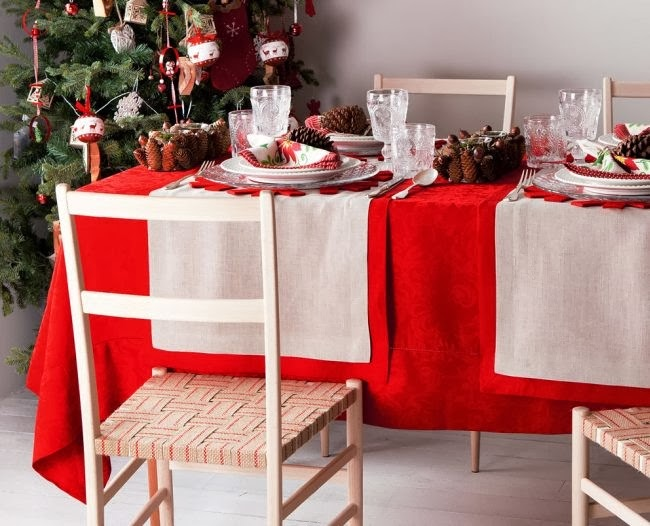 Marzua zara home nos propone unas preciosas mesas para - Zara home navidad ...