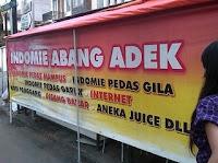 Info Kuliner| Warung Abang Adek | Indomie Pedes Mampus