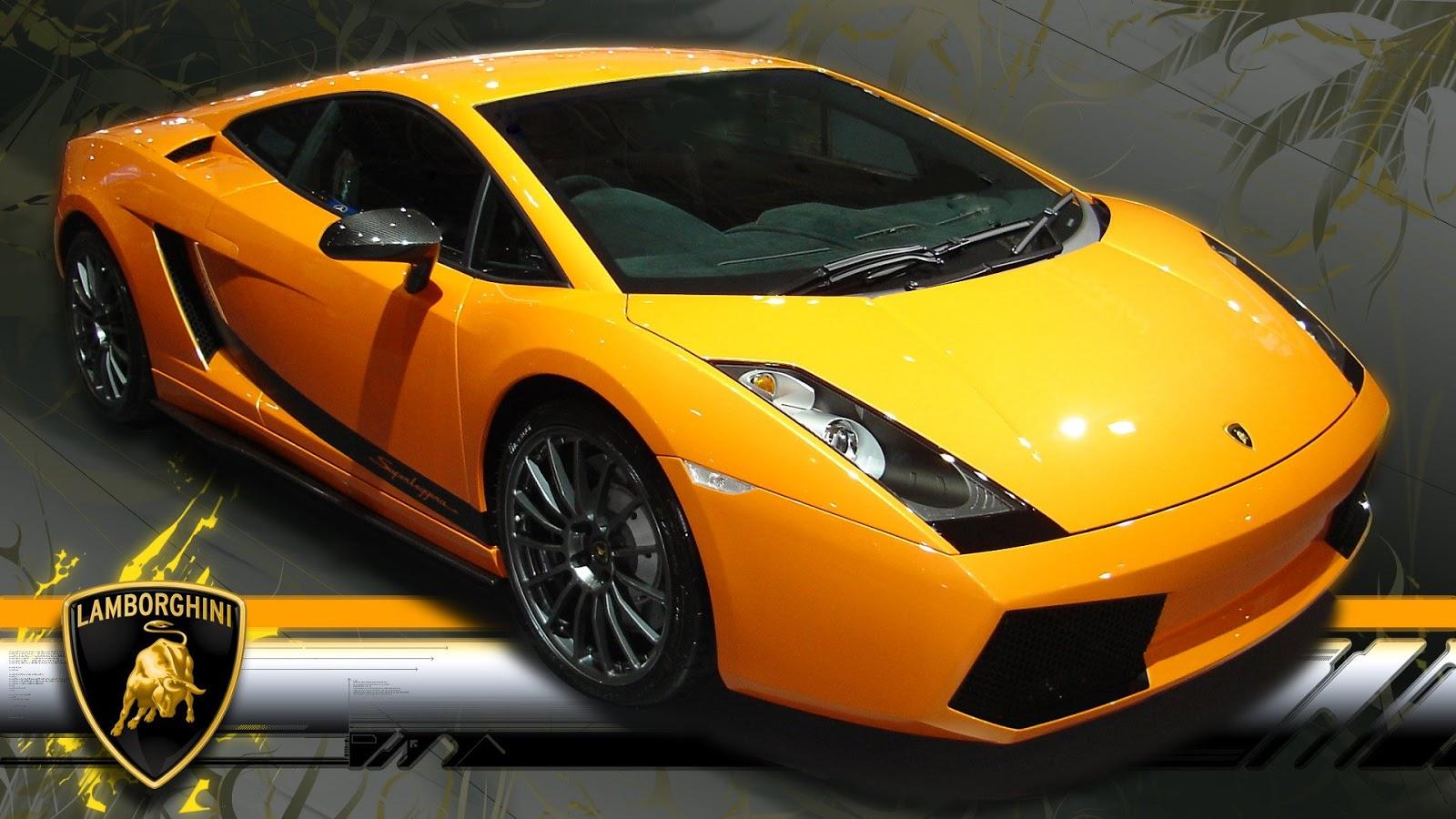 Lamborghini Wallpaper Yellow HD