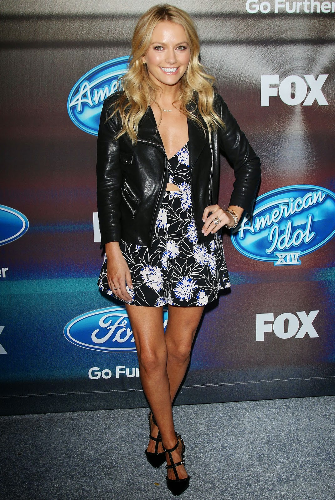 Actress @ Becki Newton - 'American Idol XIV' finalist party in LA