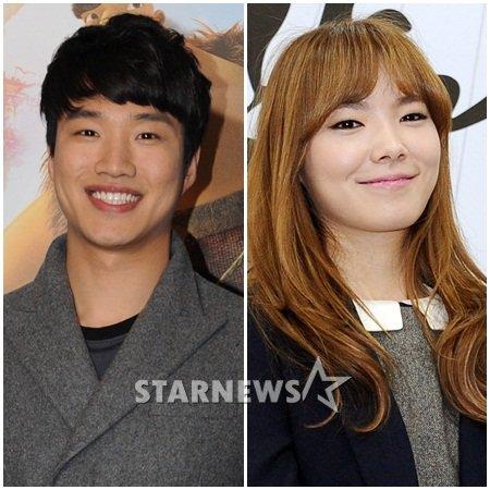 Shin Bo Ra & Kim Ki Ri