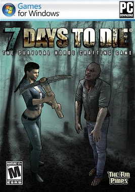 7 Days To Die PC Full Español Steam Edition