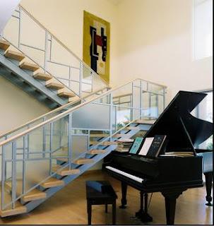 Fotos de escaleras disenos de escaleras interiores for Imagenes escaleras interiores