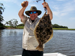 Biggest Flounder 2014
